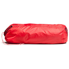 Hilleberg Tent Bag 58x17cm red